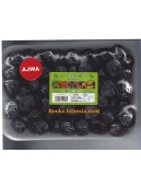 Ajwah Dates - Fresh & Juicy 500 Grams (Brand: Kings Madinah)