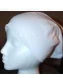 White Plain Tube Bonnet
