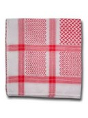 Men's Scarf Red