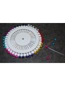 Multi Colour Hijab Pin Wheel