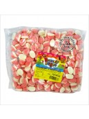 Strawberry Cream & Kisses in a 2KG bag